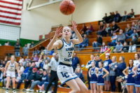 Gallery: Girls Basketball Annie Wright @ Lynden Christian